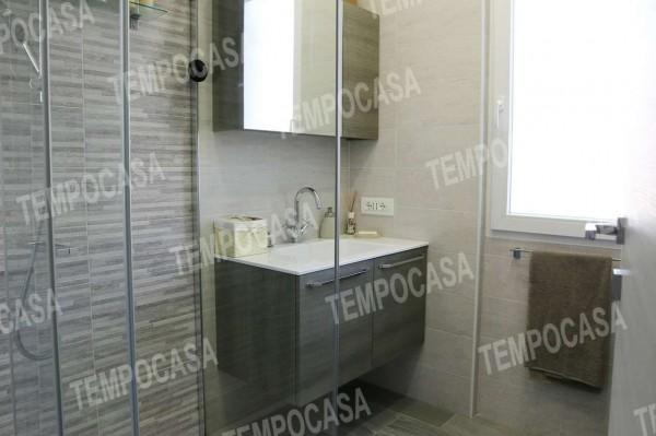 Appartamento in vendita a Milano, Affori Centro, Con giardino, 110 mq - Foto 4