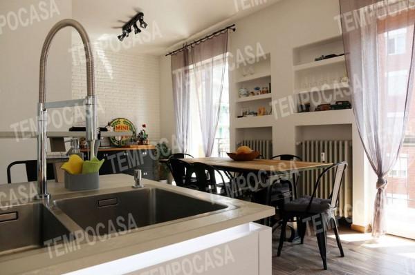 Appartamento in vendita a Milano, Affori Centro, Con giardino, 110 mq - Foto 8