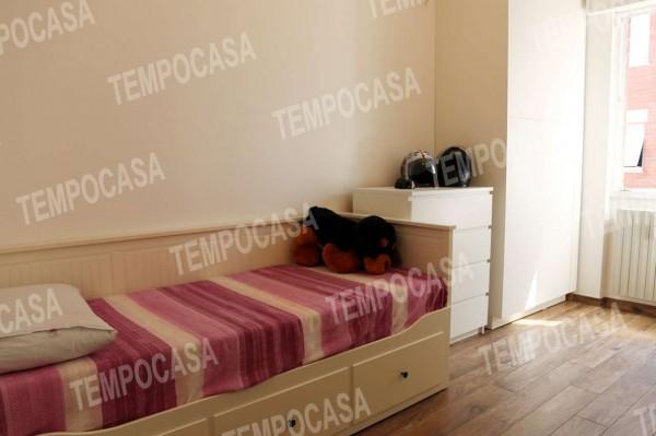 Appartamento in vendita a Milano, Affori Centro, Con giardino, 110 mq - Foto 13