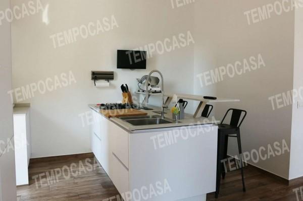 Appartamento in vendita a Milano, Affori Centro, Con giardino, 110 mq - Foto 9