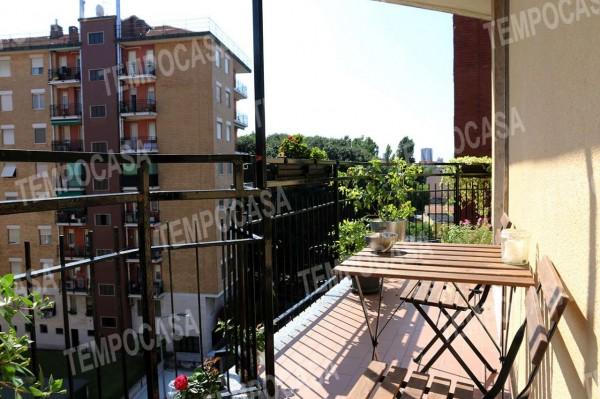 Appartamento in vendita a Milano, Affori Centro, Con giardino, 110 mq - Foto 15