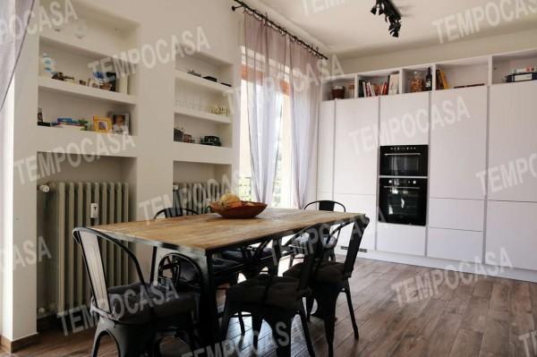Appartamento in vendita a Milano, Affori Centro, Con giardino, 110 mq - Foto 19