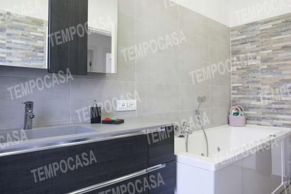 Appartamento in vendita a Milano, Affori Centro, Con giardino, 110 mq - Foto 12