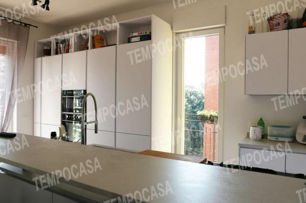Appartamento in vendita a Milano, Affori Centro, Con giardino, 110 mq - Foto 5
