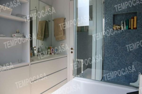 Appartamento in vendita a Milano, Affori Centro, Arredato, con giardino, 120 mq - Foto 4