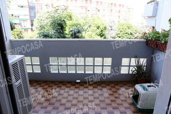 Appartamento in vendita a Milano, Affori Centro, Arredato, con giardino, 120 mq - Foto 10