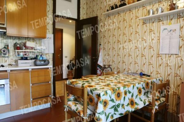 Appartamento in vendita a Milano, Affori Centro, Arredato, con giardino, 120 mq - Foto 12