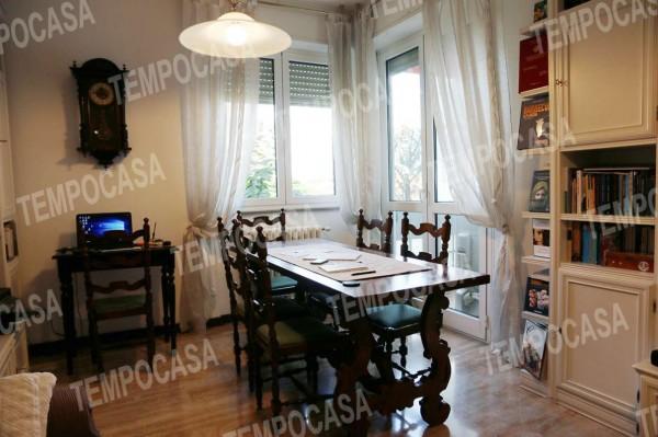 Appartamento in vendita a Milano, Affori Centro, Arredato, con giardino, 120 mq - Foto 13