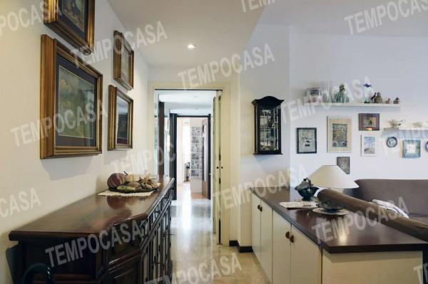 Appartamento in vendita a Milano, Affori Centro, Arredato, con giardino, 120 mq - Foto 5