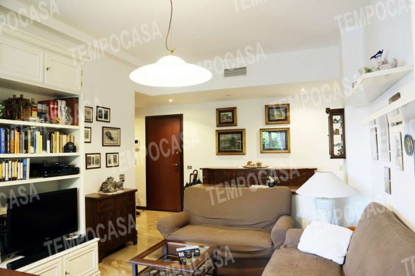 Appartamento in vendita a Milano, Affori Centro, Arredato, con giardino, 120 mq - Foto 6