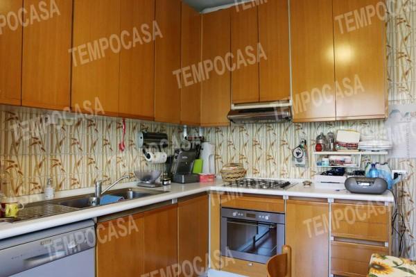 Appartamento in vendita a Milano, Affori Centro, Arredato, con giardino, 120 mq - Foto 11