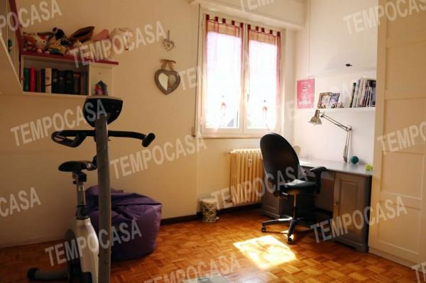 Appartamento in vendita a Milano, Affori Centro, Arredato, con giardino, 120 mq - Foto 8