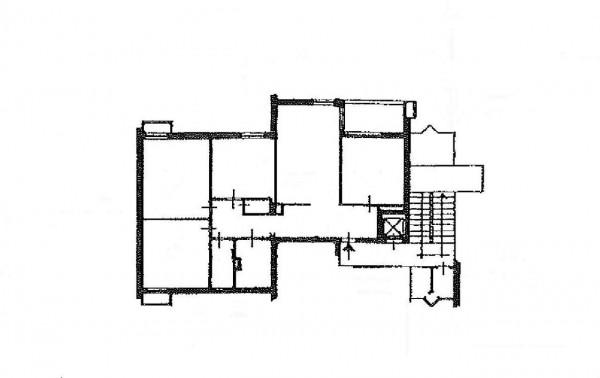 Appartamento in vendita a Milano, Affori Centro, Arredato, con giardino, 120 mq - Foto 2