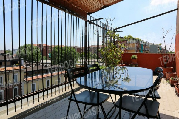 Appartamento in vendita a Milano, Affori Centro, Con giardino, 90 mq