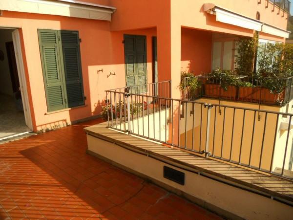 Appartamento in vendita a Chiavari, Sant'andrea Di Rovereto, Con giardino, 70 mq - Foto 18