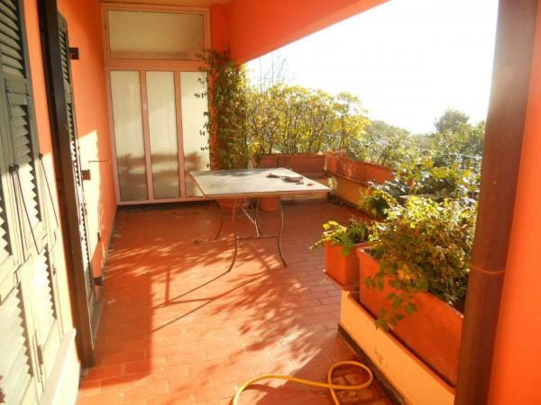 Appartamento in vendita a Chiavari, Sant'andrea Di Rovereto, Con giardino, 70 mq - Foto 16