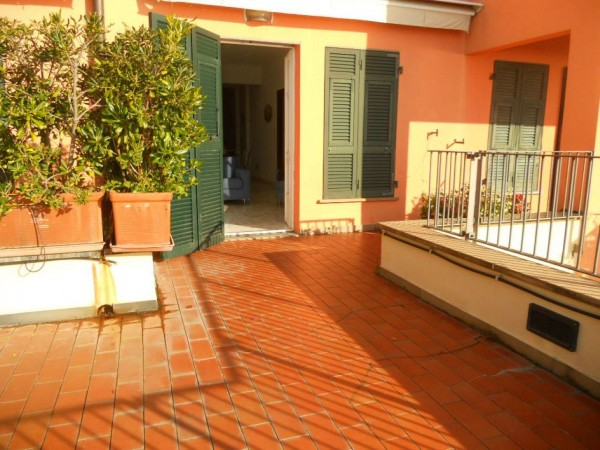 Appartamento in vendita a Chiavari, Sant'andrea Di Rovereto, Con giardino, 70 mq - Foto 17