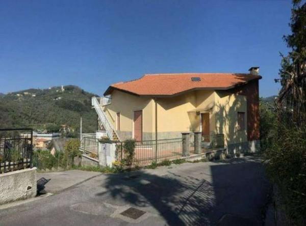 Villa in vendita a Chiavari, San Rufino, Con giardino, 200 mq - Foto 1