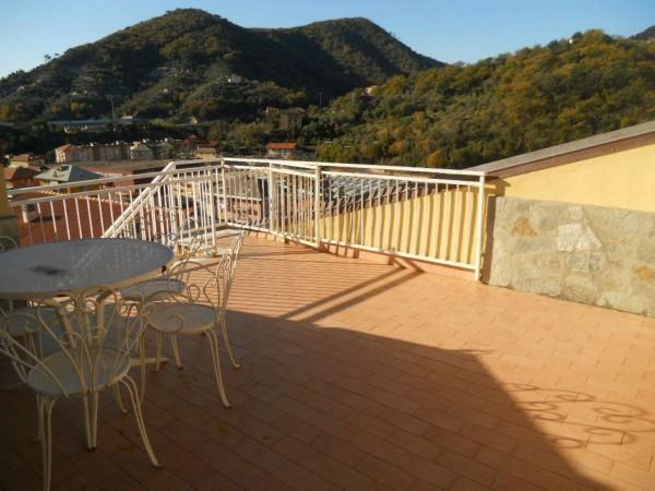 Villa in vendita a Chiavari, San Rufino, Con giardino, 200 mq - Foto 20