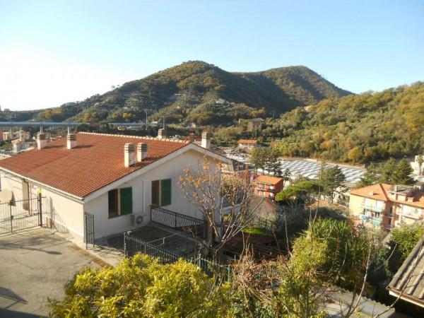 Villa in vendita a Chiavari, San Rufino, Con giardino, 200 mq - Foto 5