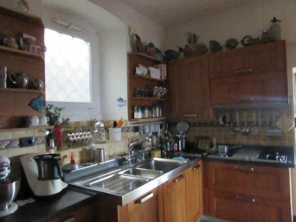 Appartamento in vendita a Santa Margherita Ligure, Prima Collina, Con giardino, 110 mq - Foto 7