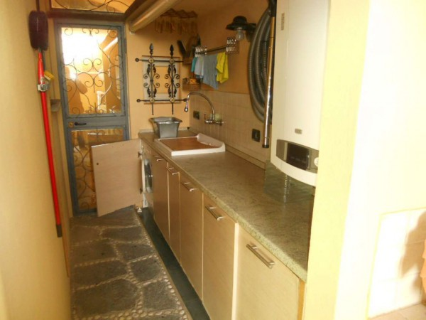 Appartamento in vendita a Santa Margherita Ligure, Prima Collina, Con giardino, 110 mq - Foto 4
