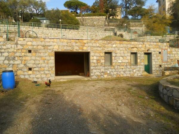 Appartamento in vendita a Santa Margherita Ligure, Prima Collina, Con giardino, 110 mq - Foto 3