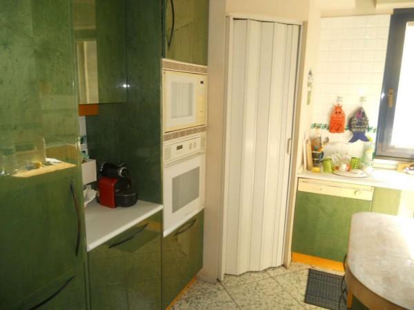 Appartamento in vendita a Zoagli, Semi Centro, Con giardino, 120 mq - Foto 17