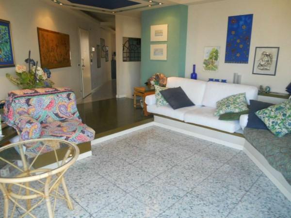 Appartamento in vendita a Zoagli, Semi Centro, Con giardino, 120 mq - Foto 13