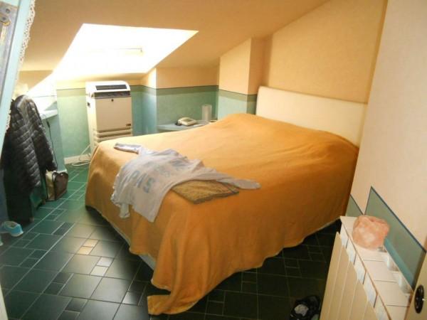 Appartamento in vendita a Zoagli, Semi Centro, Con giardino, 120 mq - Foto 7