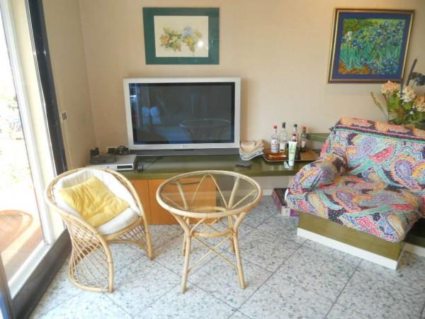Appartamento in vendita a Zoagli, Semi Centro, Con giardino, 120 mq - Foto 12