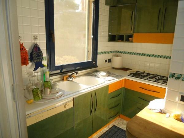 Appartamento in vendita a Zoagli, Semi Centro, Con giardino, 120 mq - Foto 16