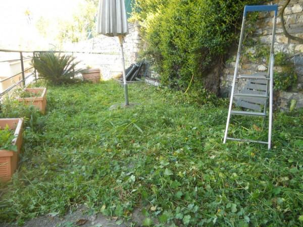 Appartamento in vendita a Zoagli, Semi Centro, Con giardino, 120 mq - Foto 20