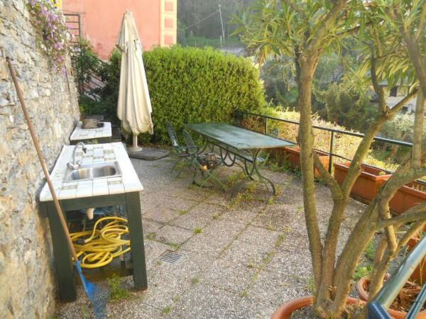 Appartamento in vendita a Zoagli, Semi Centro, Con giardino, 120 mq - Foto 21