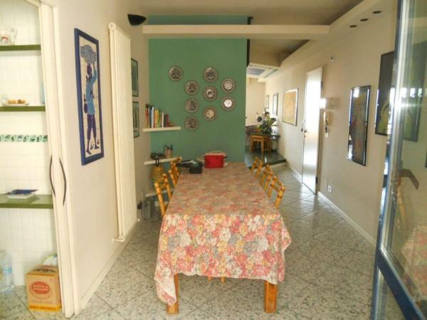 Appartamento in vendita a Zoagli, Semi Centro, Con giardino, 120 mq - Foto 15