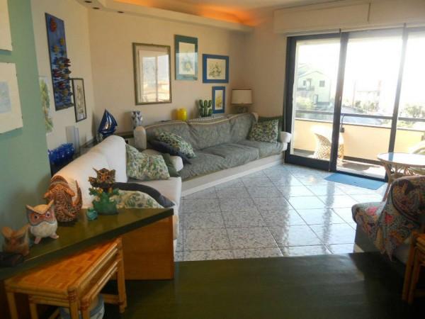 Appartamento in vendita a Zoagli, Semi Centro, Con giardino, 120 mq - Foto 14