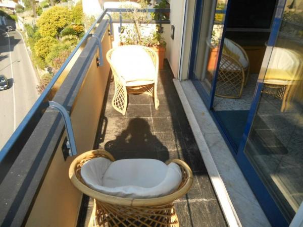 Appartamento in vendita a Zoagli, Semi Centro, Con giardino, 120 mq - Foto 11