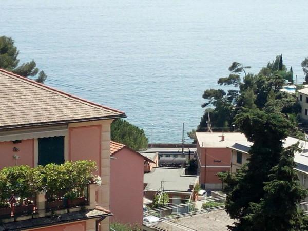 Appartamento in vendita a Zoagli, Semi Centro, Con giardino, 120 mq - Foto 2