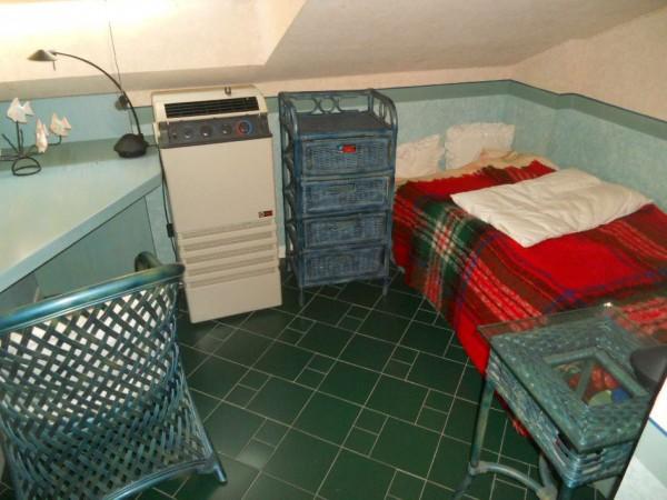 Appartamento in vendita a Zoagli, Semi Centro, Con giardino, 120 mq - Foto 5