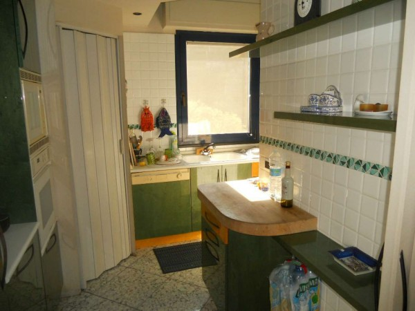 Appartamento in vendita a Zoagli, Semi Centro, Con giardino, 120 mq - Foto 18
