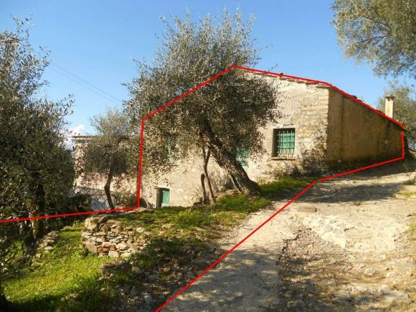 Rustico/Casale in vendita a Zoagli, Sant'andrea Di Rovereto, Con giardino, 90 mq
