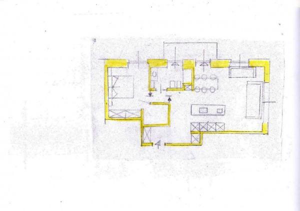 Appartamento in vendita a Milano, San Vittore, 74 mq - Foto 12