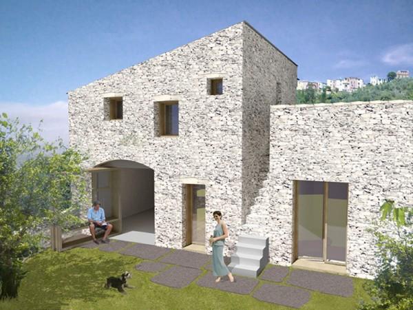 Rustico/Casale in vendita a Framura, Collina, Con giardino, 190 mq