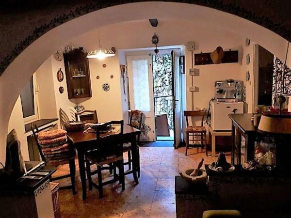 Appartamento in vendita a Rapallo, San Martino Di Noceto, Con giardino, 40 mq