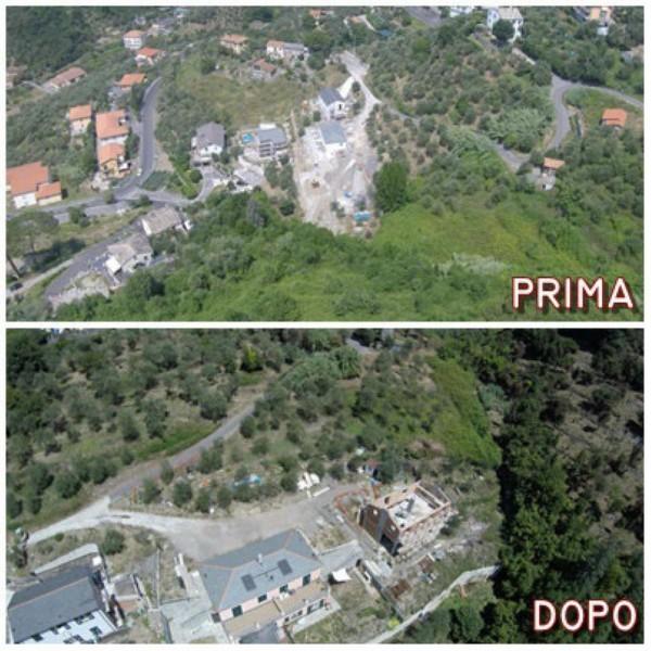 Villa in vendita a Leivi, Solaro, Con giardino, 125 mq