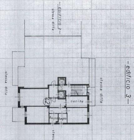 Appartamento in vendita a Milano, Pagano, Con giardino, 105 mq - Foto 2