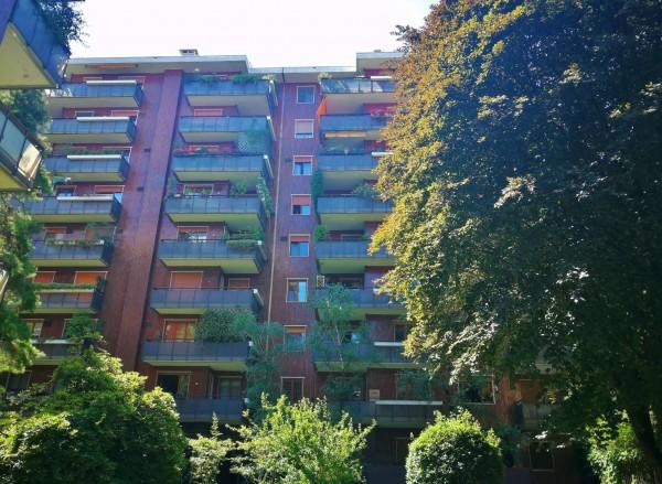 Appartamento in vendita a Milano, Pagano, Con giardino, 105 mq