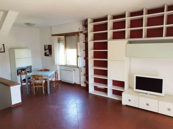 Appartamento in affitto a Roma, Montespaccato, Arredato, 120 mq