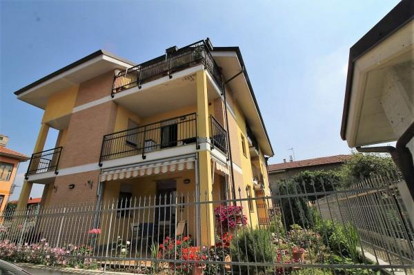 Appartamento in vendita a Alpignano, Centro, 63 mq