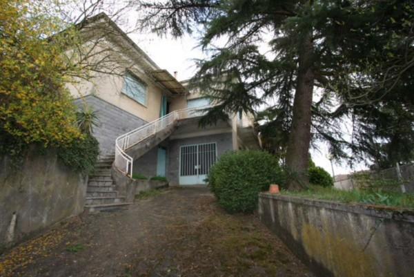 Villa in vendita a Mombercelli, Con giardino, 130 mq